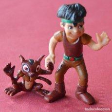 Figuras de Goma y PVC: LA CORONA MAGICA - HANSTOR - SHAIS - FILMAN - COMICS SPAIN - 1989 - NUEVA SIN USO. Lote 86296120