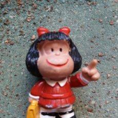 Figuras de Goma y PVC: ANTIGUA FIGURA EN PVC DE MAFALDA. CÓMICS SPAIN. AÑOS 80.. Lote 89480552