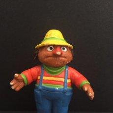 Figuras de Goma y PVC: FIGURA O MUÑECO GOMA PVC - DON PIMPON DE BARRIO SESAMO - COMICS SPAIN. Lote 95400855