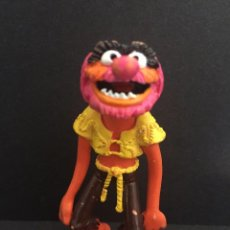 Figuras de Goma y PVC: FIGURA O MUÑECO GOMA PVC - ANIMAL DE LOS MUPPETS - COMICS SPAIN. Lote 95401987