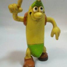 Figuras de Goma y PVC: FIGURA MOCHILO GOMA COMICS SPAIN GOMA. Lote 96130303