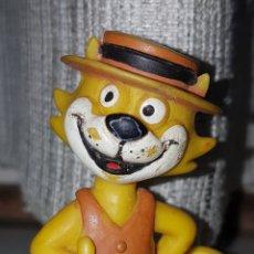 Figuras de Goma y PVC: BONITA FIGURA PVC GOMA DE DON GATO TOP CAT COMICS SPAIN. Lote 101147956
