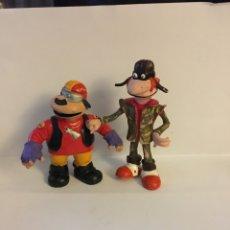 Figuras de Goma y PVC: LOTE 2 FIGURAS LOS MUNDOS DE YUPI PVC. Lote 106101499