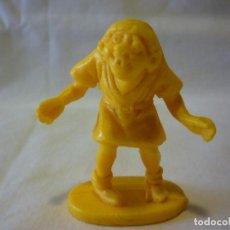 Figuras de Goma y PVC: FIGURA DEL JOROBADO DE NOTRE DAME- COMICS SPAIN - RARA . Lote 106257839