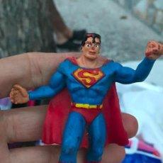 Figuras de Goma y PVC: SUPER POWERS DC- SUPERMAN- COMICS SPAIN -- FIGURA DE GOMA O PVC. Lote 106384015