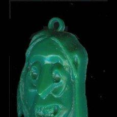Figuras de Goma y PVC: MASCARA DE ORZOWEI, PORTUGUESA , BIMBO,. Lote 16135736