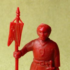 Figuras de Goma y PVC: PREMIUM DANONE, MADRID, , PERSONAJE DE RUY EL PEQUEÑO CID . Lote 21245492