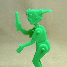 Figuras de Goma y PVC: PREMIUM DETERGENTE OMO, FIGURA DE PLASTICO, ARTICULADO, 1960S. Lote 22867830