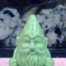 Figuras de Goma y PVC: DUNKIN DAVID EL GNOMO VERDE. Lote 28427622
