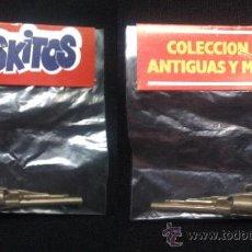 Figuras de Goma y PVC: DUNKIN. PISTOLA PHOSKITOS, COLECCION ARMAS ANTIGUAS Y MODERNAS.. Lote 32525002