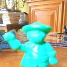 Figuras de Goma y PVC: FIGURA DUNKIN, D'ARTACAN Y LOS 3 MOSQUEPERROS. DOGOS. Lote 39074209