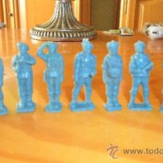 Figuras de Goma y PVC: LOTE FIGURAS PVC PREMIUM PARACAIDISTA TODDY 60S MUY RARO. Lote 54875139