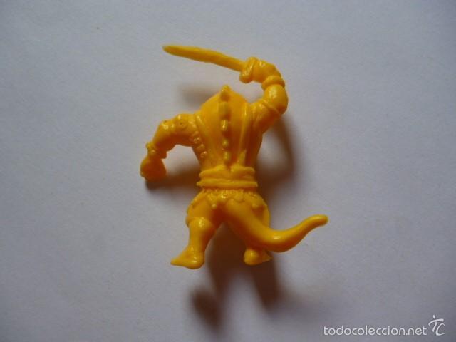 Figuras de Goma y PVC: FIGURA . THUNDERCATS. REPTILIO - Foto 2 - 57386187