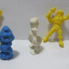 Figuras de Goma y PVC: LOTE DE FIGURITAS ,MUÑECOS .,ORIGINALES,BUEN ESTADO,ES EL LOTE DE LAS FOTOS. Lote 58136340