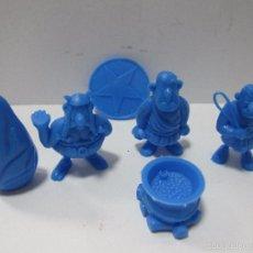 Figuras de Goma y PVC: ASTERIX,MUÑEQUITOS,FIGURAS .,ORIGINALES,BONITAS,ES EL LOTE DE LA FOTO. Lote 58196090