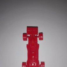 Figuras de Goma y PVC: COCHE BOLIDO DUNKIN SERIE BIMBO COCHES DE CARRERAS PREMIUM FERRARI 312 B2. Lote 101440359