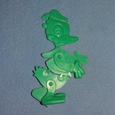 Figuras de Goma y PVC: LOTE FIGURA ARTICULADA DISNEY DETERGENTE OMO DUNKIN PATO DONALD ORIGINAL AÑOS 60 LOTE 5. Lote 108813771