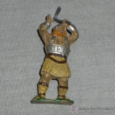Figuras de Goma y PVC: VIKINGO DE GOMA SERIE CAPITÁN TRUENO. JIN NO ESTEREOPLAST. MUY DIFÍCIL.. Lote 23697989