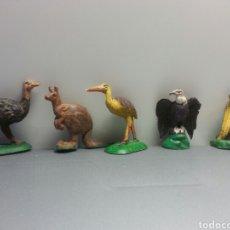 Figuras de Goma y PVC: ANIMALES GAMA PENCH AÑOS 50. Lote 78837083