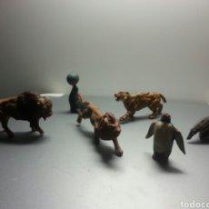 Figuras de Goma y PVC: ANIMALES GOMA GAMA AÑOS 50. Lote 79056734