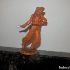 Figuras de Goma y PVC: FIGURA DESMONTABLE DE VAUERO GAMA . Lote 79493109
