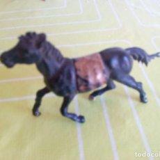 Figuras de Goma y PVC: FIGURA CABALLO EN GOMA DE GAMA. Lote 93257945
