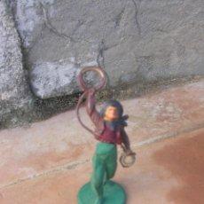 Figuras de Goma y PVC: FIGURA GAMA. Lote 108983199
