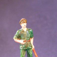 Figuras de Goma y PVC: FIGURA DEL RIO KWAI CON BASTON. Lote 48823120
