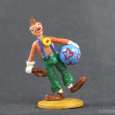 Figuras de Goma y PVC: FIGURA PAYASO BALON EN BUEN ESTADO.. Lote 56464592