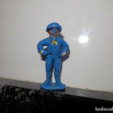 Figuras de Goma y PVC: CABO RUSTY PVC JECSAN CONFEDERADOS . Lote 66310710