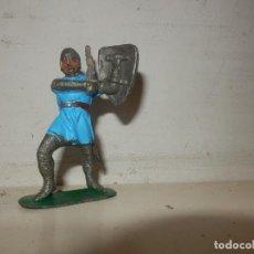 Figuras de Goma y PVC: JECSAN FIGURA MEDIEVAL MIO CID. Lote 73617779