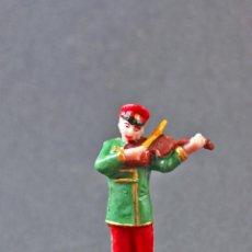 Figuras de Goma y PVC: FIGURA MUSICO VIOLIN DEL CIRCO. Lote 74802043