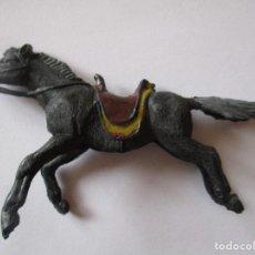 Figuras de Goma y PVC: CABALLO VAQUERO JECSAN. Lote 79891133