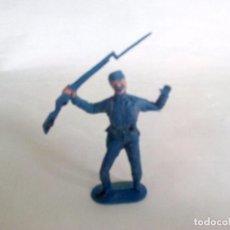 Figuras de Goma y PVC: FIGURA FEDERAL DOS BANDERAS JECSAN. Lote 95315827