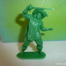 Figuras de Goma y PVC: JECSAN MOSQUETERO (60MM). Lote 104124127