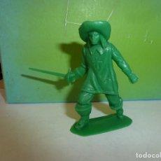 Figuras de Goma y PVC: JECSAN MOSQUETERO (60MM). Lote 104124143