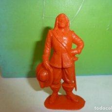 Figuras de Goma y PVC: JECSAN MOSQUETERO (60MM). Lote 104124223