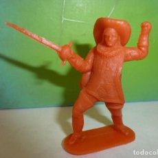 Figuras de Goma y PVC: JECSAN MOSQUETERO (60MM). Lote 104124243