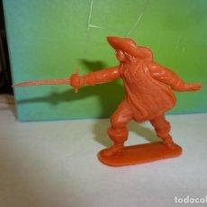Figuras de Goma y PVC: JECSAN MOSQUETERO (60MM). Lote 104124323