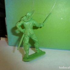 Figuras de Goma y PVC: JECSAN MOSQUETERO (60MM). Lote 104124331