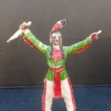 Figuras de Goma y PVC: JECSAN INDIO GOMA FIGURA 3. Lote 109041731