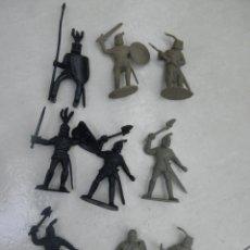 Figuras de Goma y PVC: REPRODUCCION FIGURAS LAFREDO EL REY ARTURO. Lote 40394687