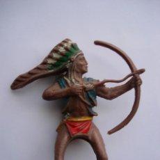 Figuras de Goma y PVC: INDIO LAFREDO 80MM. Lote 79007365