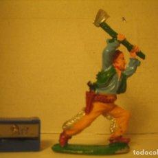 Figuras de Goma y PVC: FIGURA EN PLASTICO. Lote 96662387