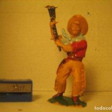 Figuras de Goma y PVC: FIGURA EN PLASTICO. Lote 96662471