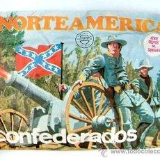 Figuras de Goma y PVC: SOBRE MONTAPLEX Nº 103 CONFEDERADOS - SOBRE CERRADO - GUERRA CIVIL AMERICANA. Lote 67589750