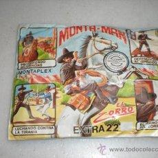 Figuras de Goma y PVC: MONTA-MAN. Lote 27268879