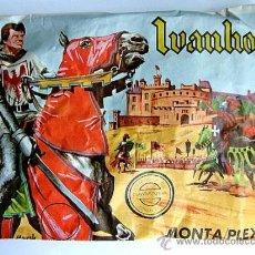Figuras de Goma y PVC: SOBRE MONTAPLEX Nº 139 IVANHOE - SOBRE CERRADO. Lote 67589753