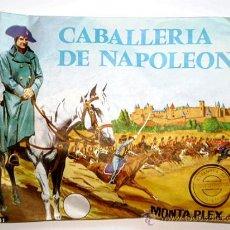 Figuras de Goma y PVC: SOBRE MONTAPLEX Nº 141 CABALLERÍA DE NAPOLEÓN - SOBRE CERRADO. Lote 76666315