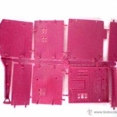 Figuras de Goma y PVC: LOTE MONTAPLEX - COLADA DEL ALMACEN DEL SOBRE Nº 455 - COLOR FUCSIA. Lote 51595415